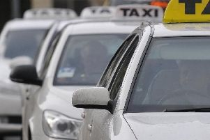 Taxis could one day be made to have CCTV.