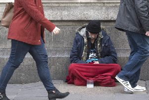 Drugs are often a factor in the deaths of homeless people