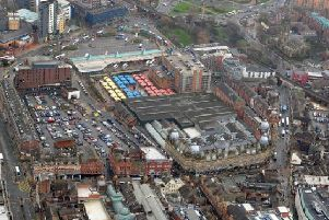 The council has promised support for traders at Leeds Kirkgate Market.