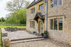 The Smithy. Picture: Sykes Cottages