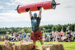 Peak District Highland Games