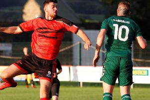 Garstang lost their game in midweek at AFC Liverpool