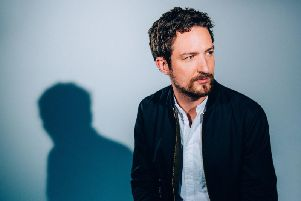 Frank Turner is launching a new album. Photo: Xtra Mile Recordings/Polydor.