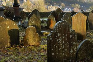 A graveyard is offering tours