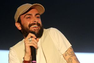 Joe Gilgun (PHOTO: Dave Benett/Getty Images for Sky)