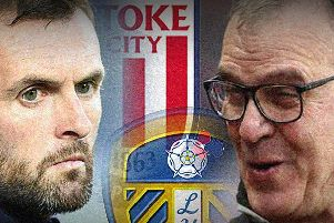 Nathan Jones and Marcelo Bielsa.