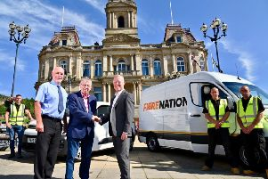 FibreNation will deliver a full fibre broadband network to Dewsbury.