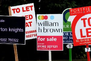 How have house prices been changing in Dewsbury