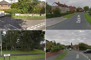 Homes in Roundhay Alwoodley and Moortown were burgled over the Bank Holiday weekend. Photo: Google.