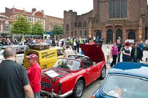St Helens Classic Car Show takes place this weekend