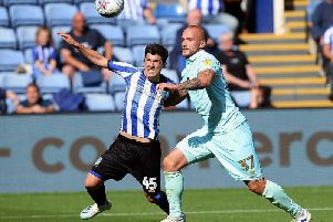 Fernando Forestieri, left, has lost his appeal against a six-game ban for using racist language
