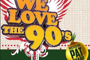 We Love The 90s is heading to the First Direct Arena.