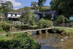 Beck Hall is tucked away near Malham Cove in the heart of the Dales