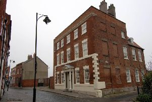 Blaydes House in Hull's Old Town