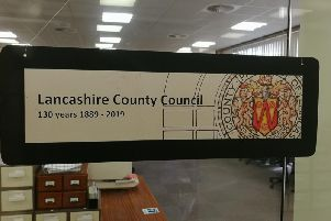 County Hall's archives hold 130 years of history