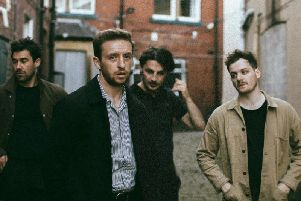 Yorkshire gigs lined up