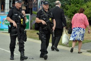 The police have been planning for many months to ensure the safety and security of spectators in the Harrogate area during the UCI Road World Championships.