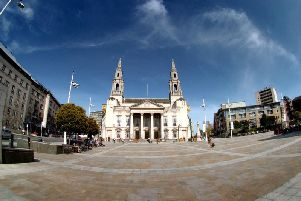 The protest is set to take place in Millennium Square.