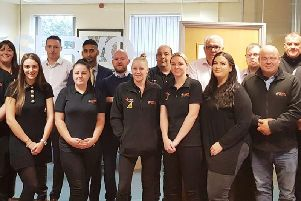 Servo Team in Leeds