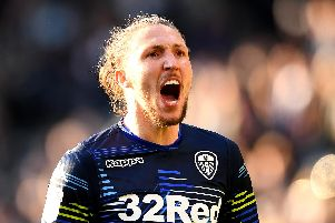 Luke Ayling returned to the pitch on Monday night with the Under 23s (Pic: Getty)