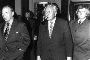 Harold Wilson stayed neutral during the 1975 EEC referendum.