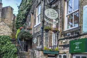 The Wrinkled Stocking in Holmfirth, West Yorkshire