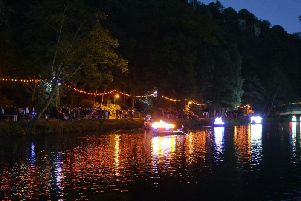 The event attracts thousands of visitors each year.