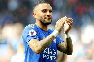 Danny Simpson has been training with Huddersfield Town. PIC:  David Rogers/Getty Images.