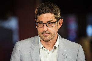 Louis Theroux.Photo JACK TAYLOR/AFP/Getty Images