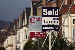 Small deposits are becoming more common as first time buyers get on to the market