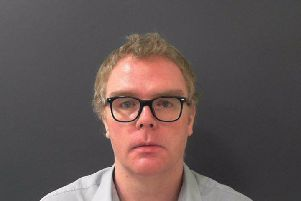 Steven Meakes was jailed for importing class A drugs into Yorkshire. Photo provided by North Yorkshire Police.