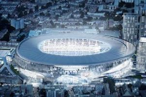 Severfield helped to build the new Tottenham Hotspurs Stadium