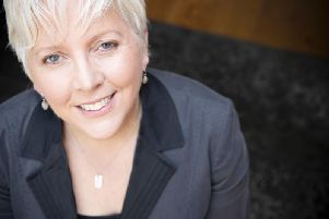 Carrie Gracie is appearing as part of Ilkley Literature Festival. Photo: Fran Monks