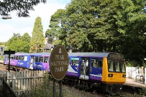 Plans to upgrade the Hope Valley railway between Sheffield and Manchester have been delayed.