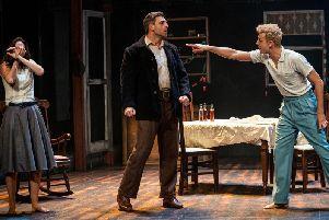 A new production Arthur Millers play A View from the Bridge, at York Theatre Royal.