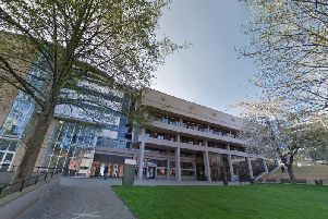 The University of Leeds paid 158 staff over 100,000, according to the TaxPayers' Alliance Picture: Google Maps