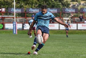 Featherstone's Dane Chisholm. Picture: Dec Hayes