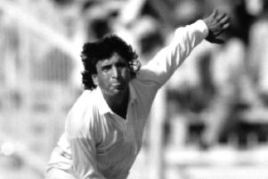 All-time great: Abdul Qadir.