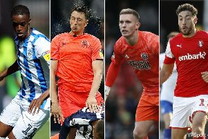 Yorkshire Post Team of the Week