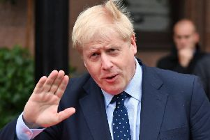 Is Prime Minister Boris Johnson to blame for Brexit divisions? Photo by Jeff J Mitchell/Getty Images