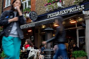 Pizza Express 'Image: Getty Images