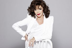 Dame Joan Collins headlines the Made Up Leeds beauty festival, in conversation with her make-up artist, Alyn Waterman, at Victoria Leeds during the two-day event, which takes place over the weekend of  October 26 and 27.