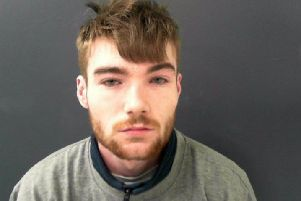 Curtis Gary Anthony Coburn, aged 20, has been jailed for his part in a Harrogate County Lines operation (Photo: NYP)