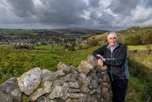 David Johnson, author of a new book on 160 lost inns, pubs and alehouses of the Yorkshire Dales. Picture: James Hardisty