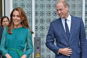 The Duke and Duchess of Cambridge have featured in promotional material for the Every Mind Matters campaign. Photo by Jeff Spicer - WPA Pool/Getty Images