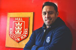 Willie Poching. Picture: Hull KR