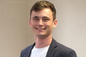 Managing director Lee McNeil pictured at the Tebex office in Nottingham.'30 under 30: Nottingham Post.'13th August 2019.'(Photo: Joseph Raynor/ Nottingham Post)