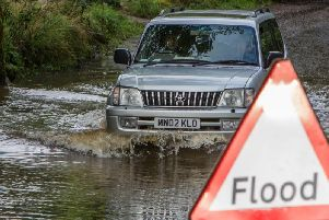 Much of the UK will be battered by heavy rain today Picture: SWNS