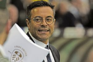 The kingmaker: Andrea Radrizzani says he has been approached by three interested parties keen on investing money into Leeds United. (Picture: Tony Johnson)