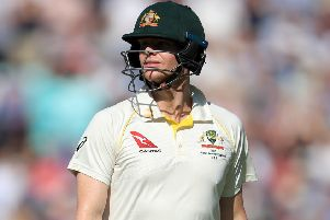 Australia's Steve Smith: Top price.